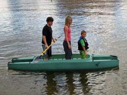 Wavewalk standup fishing kayak sup sports blog for Stand up fishing kayak