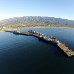 sups ron drone harbor2 150x150 Winter in Santa Barbara