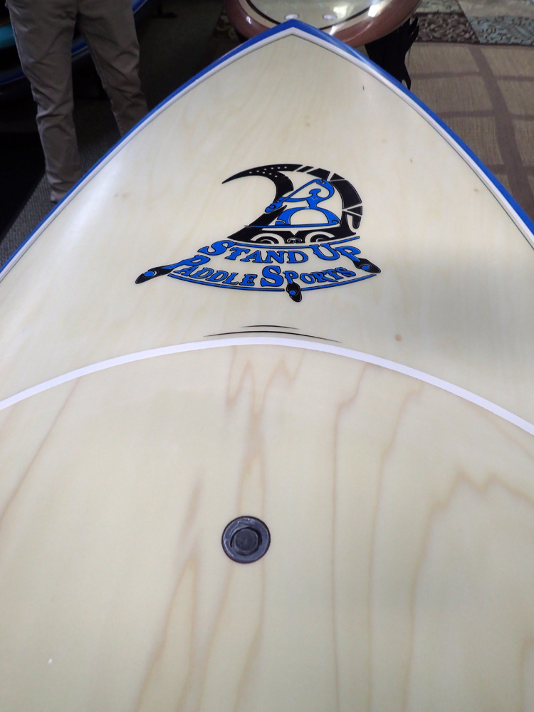 California Built SUP's