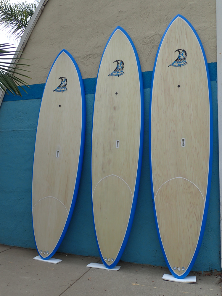 California Built SUP Boards