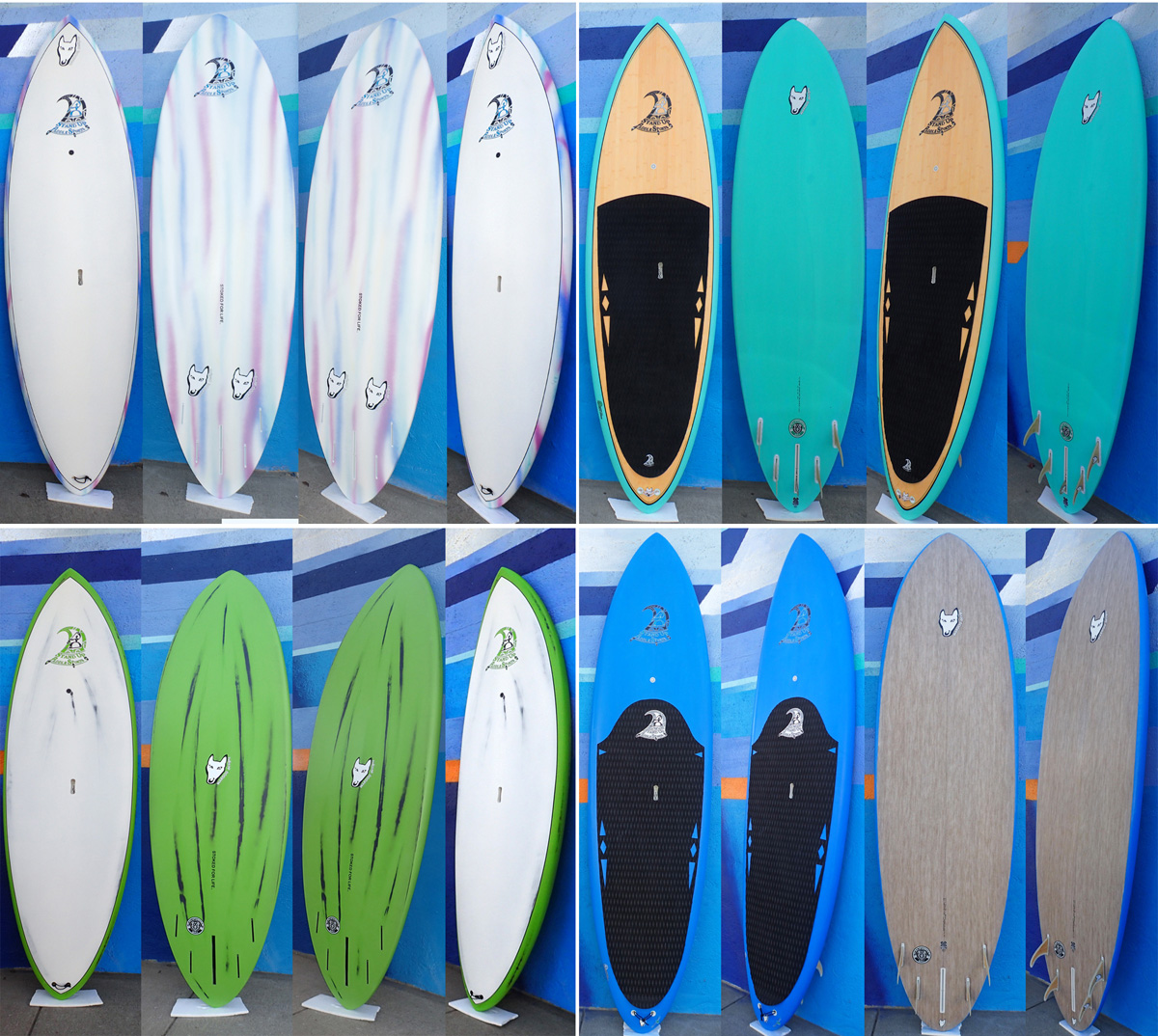 sups customs1 1200 New SUP Toys