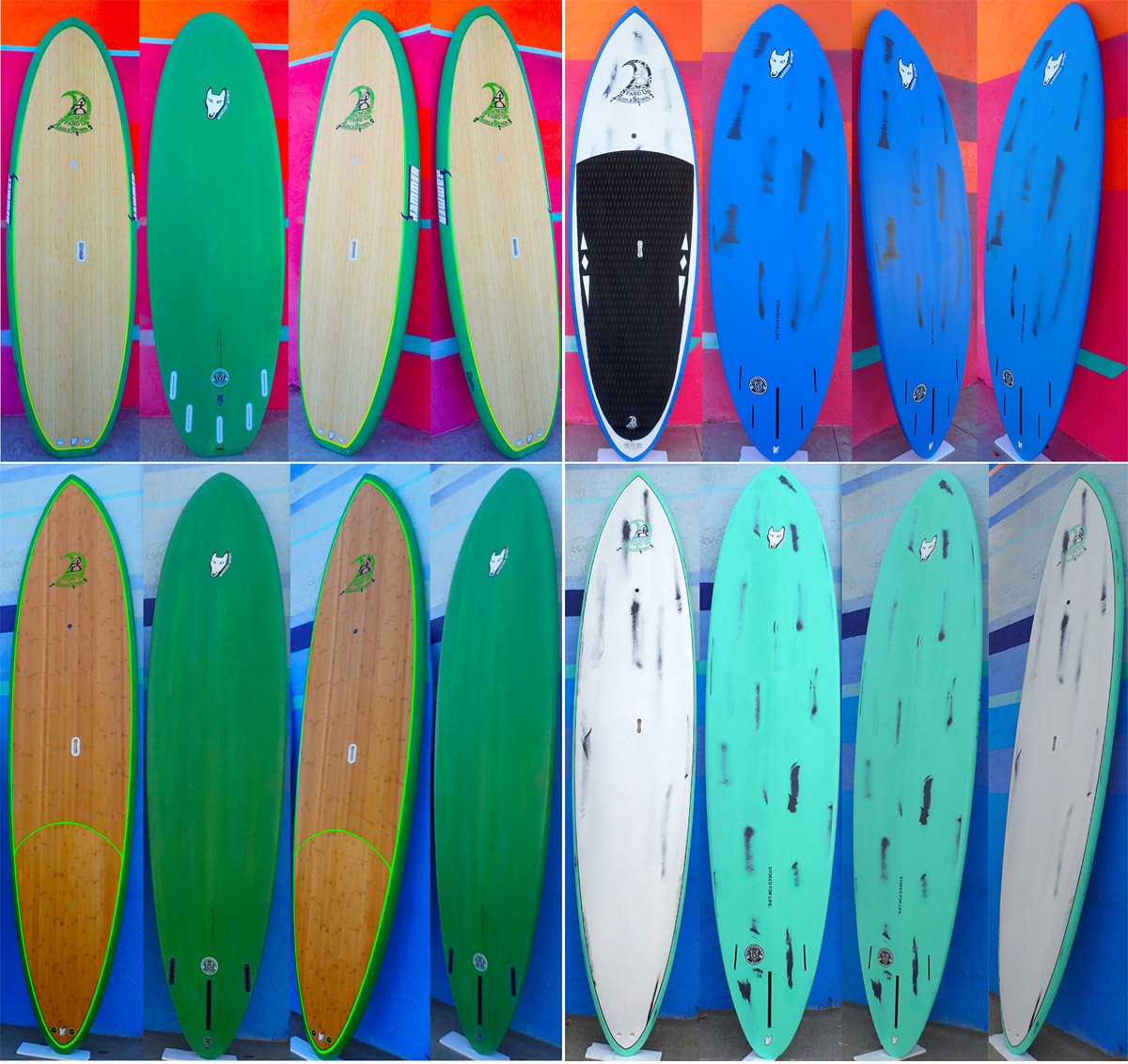 sups customs2 1200 New SUP Toys