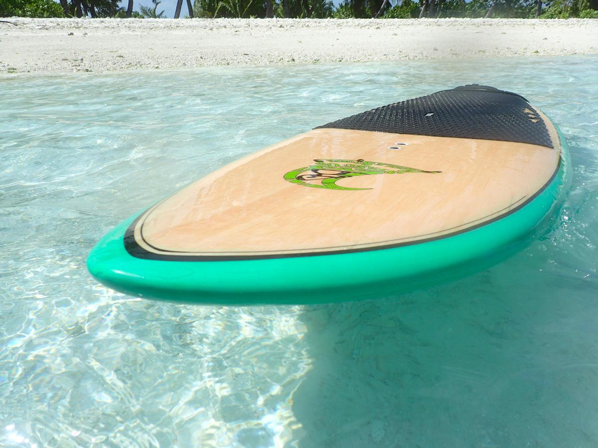 Wood SUP's