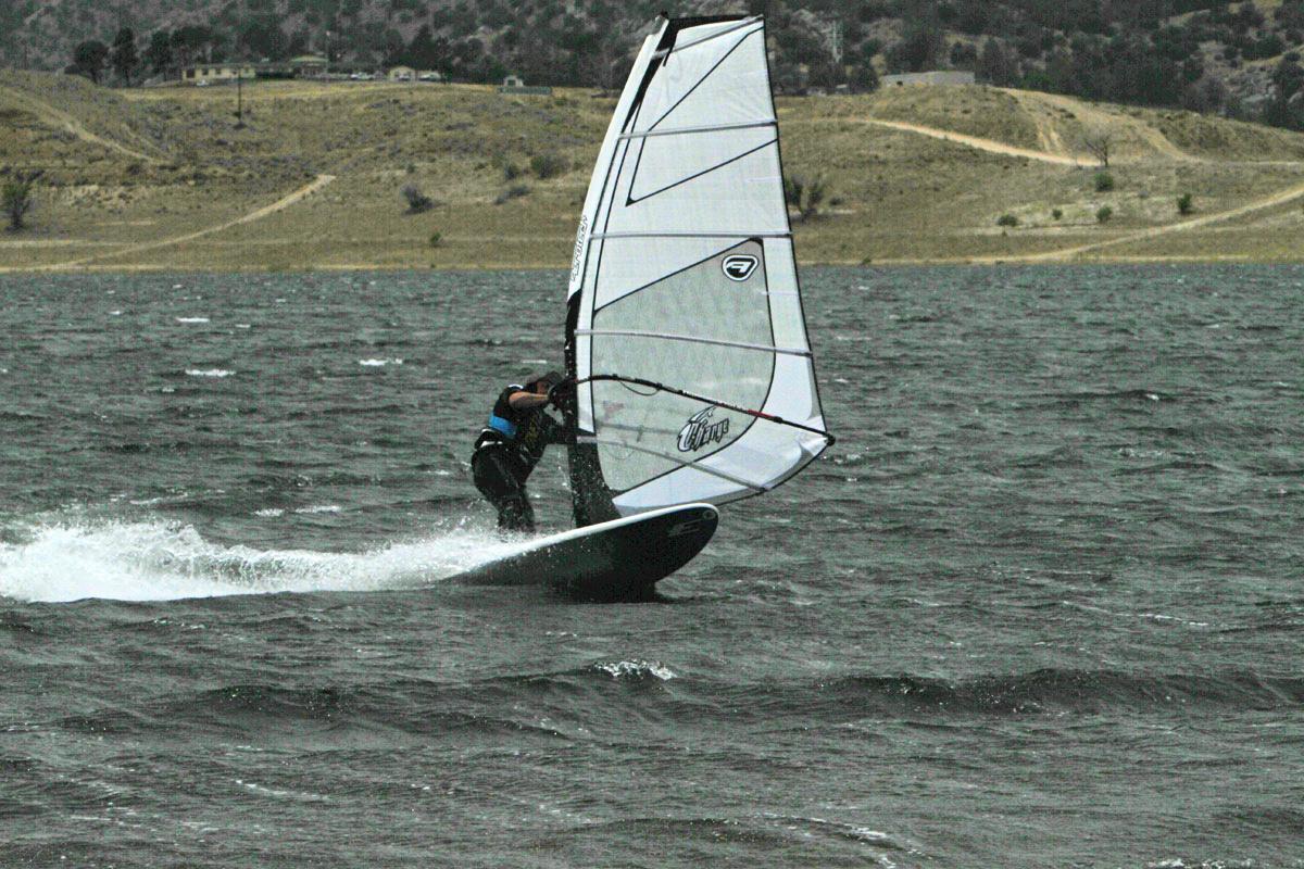 windsurf Lake Isabella