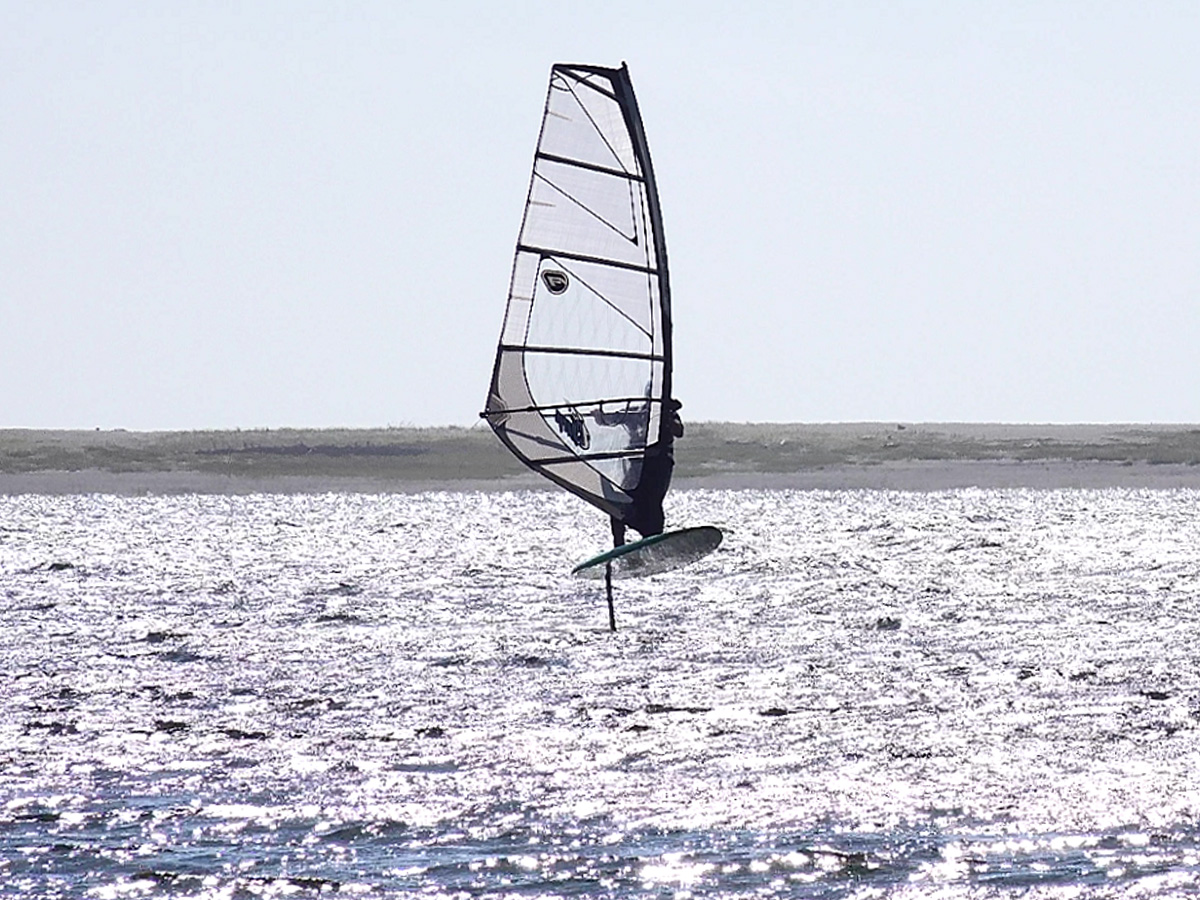 Oregon Wind Foiling
