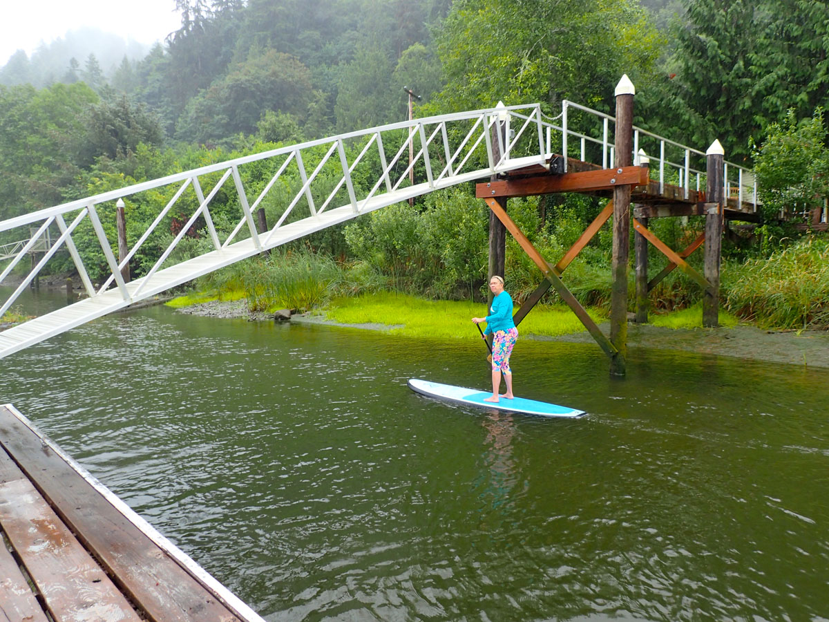Oregon Bayou SUP