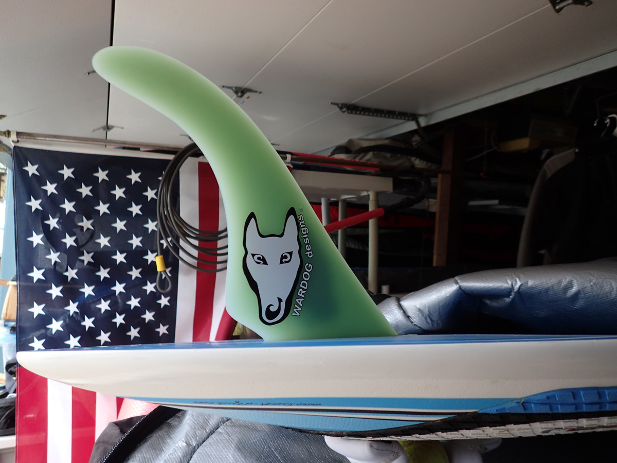 G-10 Windsurf Fins