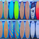 Boards of many colors