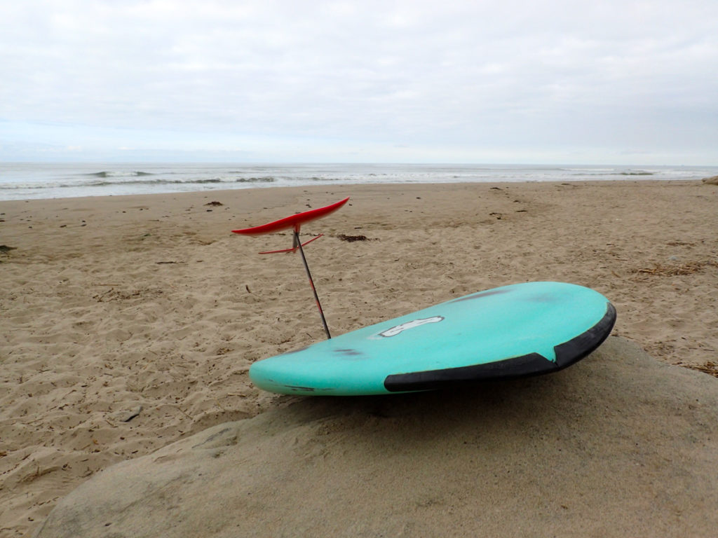 GoFoil Surf Foil Session