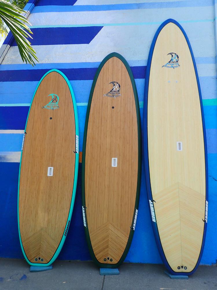 Bamboo ECOBOARD SUPs