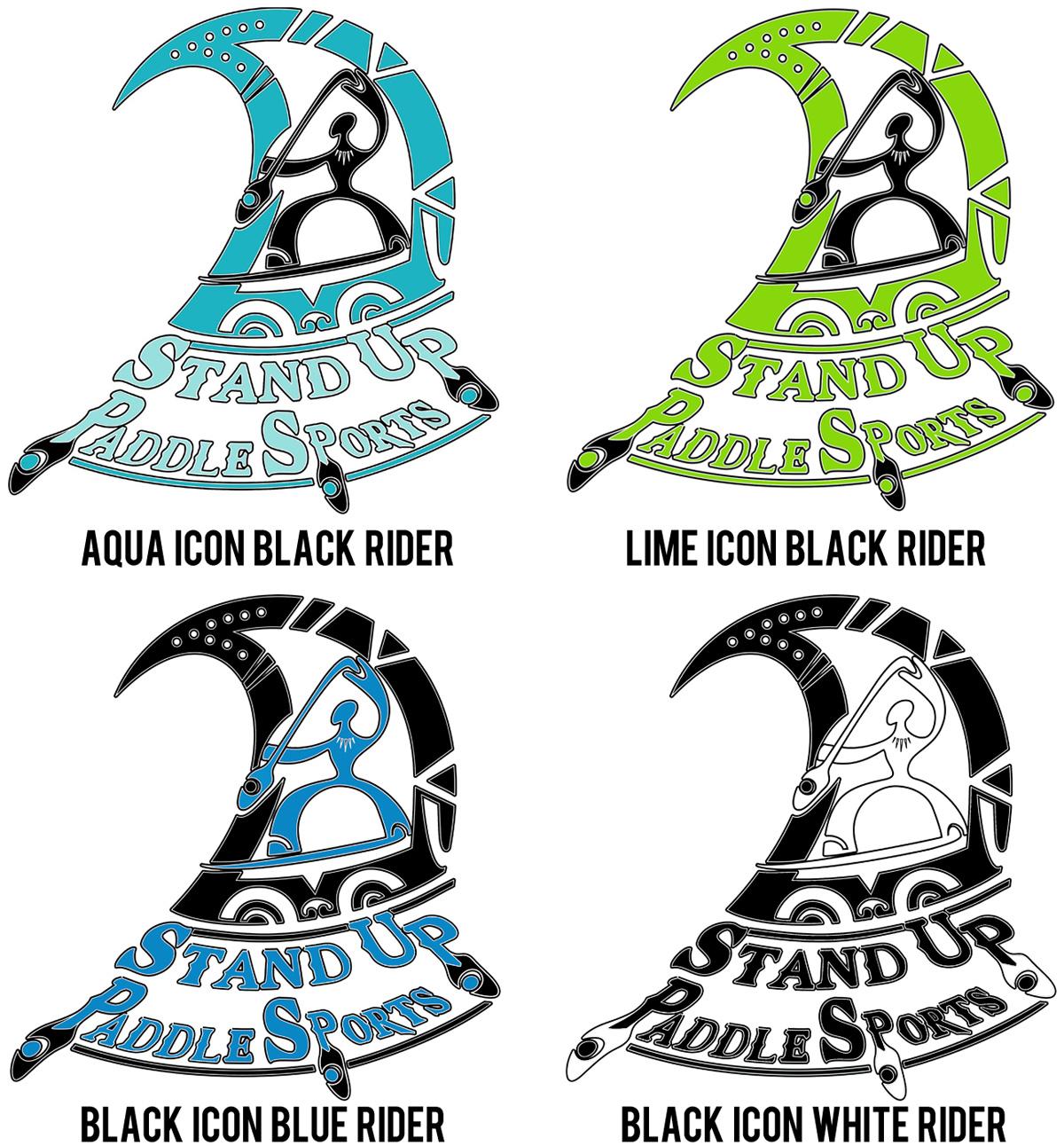 SUP logos