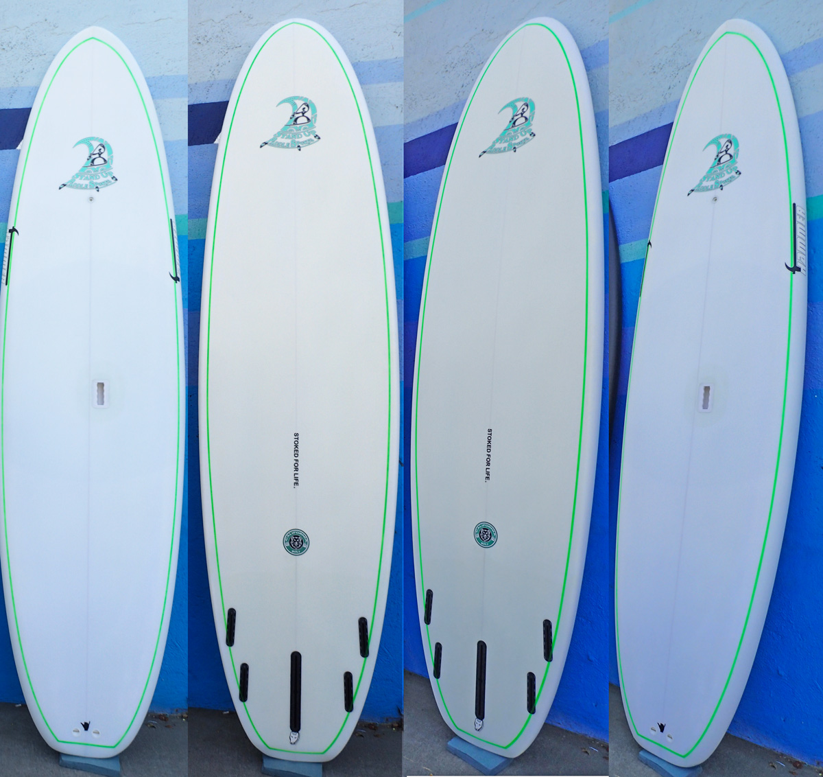 Made In USA QVP SUP Series