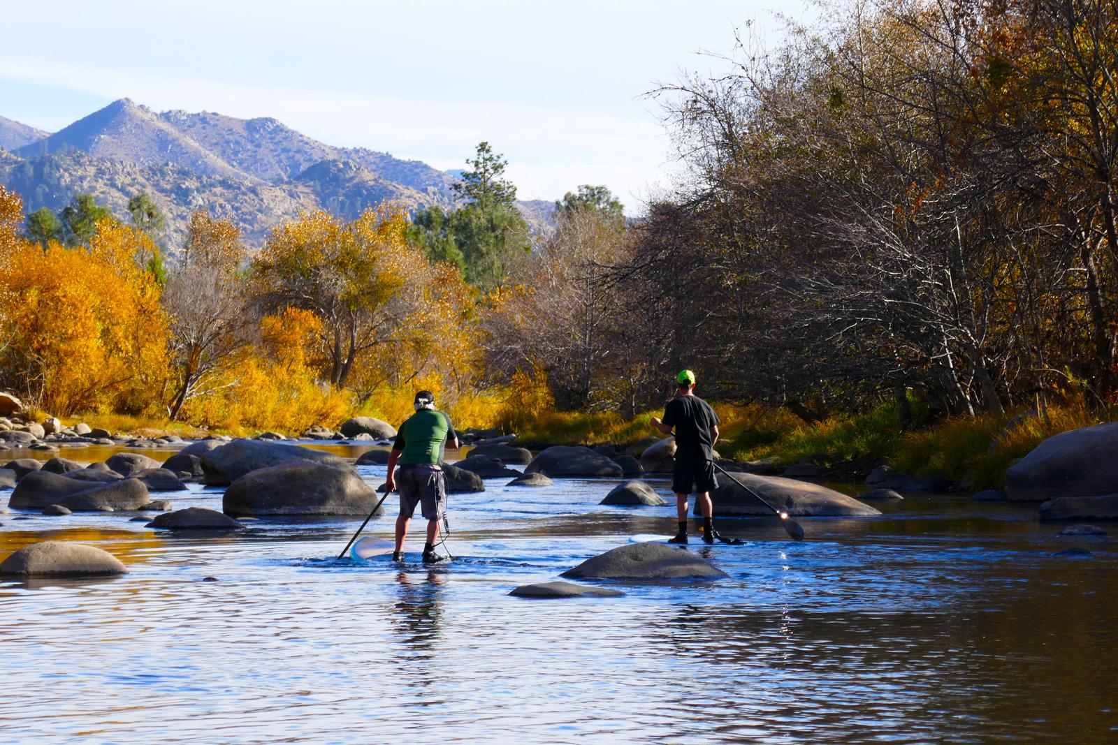 Kern River SUP