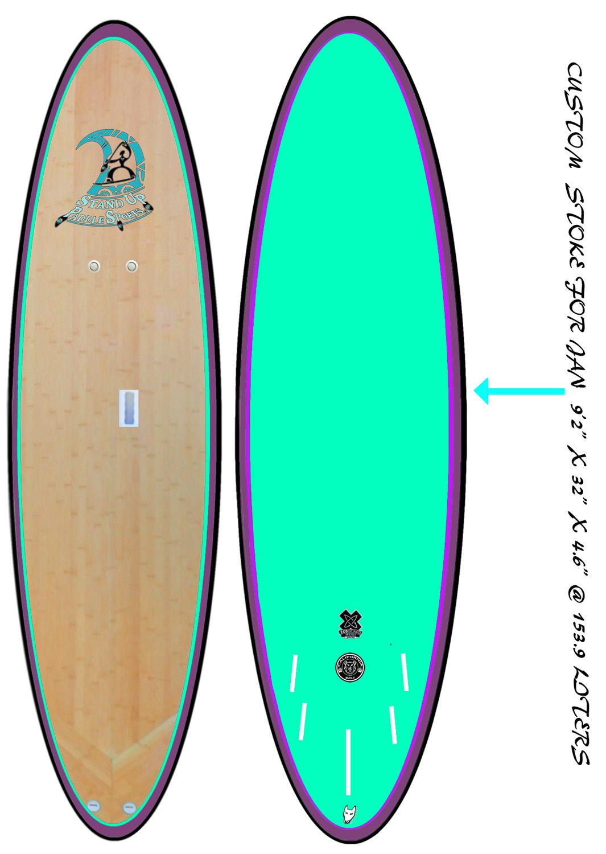 Custom SUP Boards
